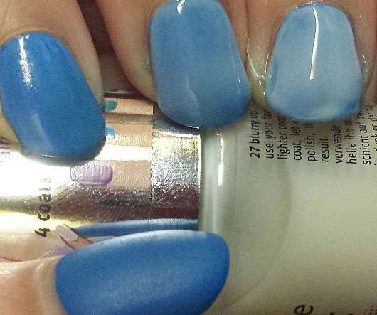 essence nail art pastel ombré top coat, Farbe: 27 blurry up!