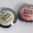 essence love & sound eyeshadow, Farbe: 02 make life a festival & 03 feel the vibe (LE)