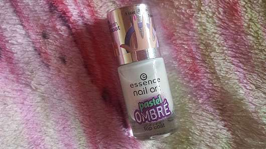 <strong>essence nail art</strong> pastel ombré top coat - Farbe: 27 blurry up!