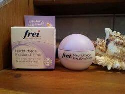 Produktbild zu frei® Hydrolipid NachtPflege Passionsblume