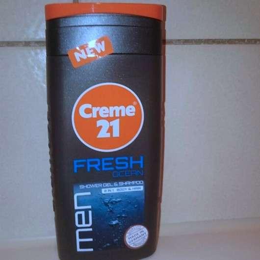 Creme 21 Men Fresh Ocean Shower Gel & Shampoo