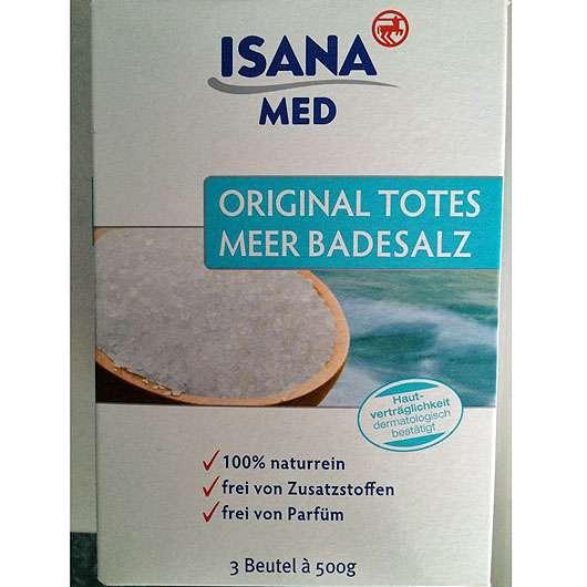 <strong>ISANA MED</strong> Original Totes Meer Badesalz