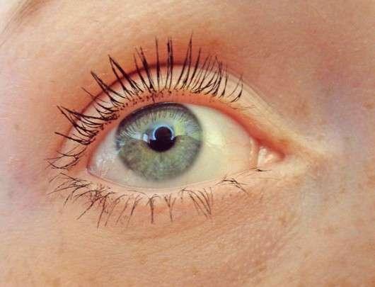 rechtes Auge, getuscht