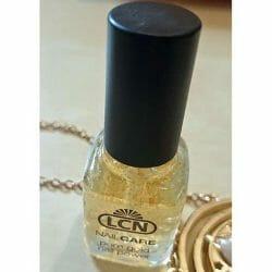Produktbild zu LCN Pure Gold Nail Power