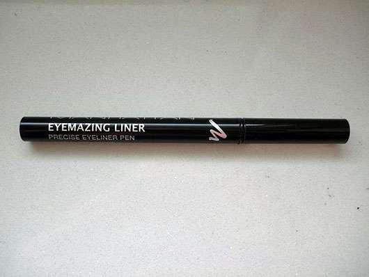 MANHATTAN Eyemazing Liner, Farbe: 1010N Black Laque