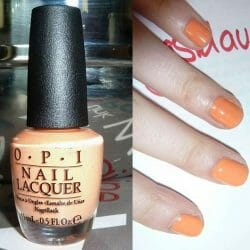 Produktbild zu OPI Nail Lacquer – Farbe: Is Mai Tai Crooked? (LE)