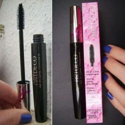 Produktbild zu ARTDECO All in One Mascara Pink Ribbon – Farbe: 01 black (LE)
