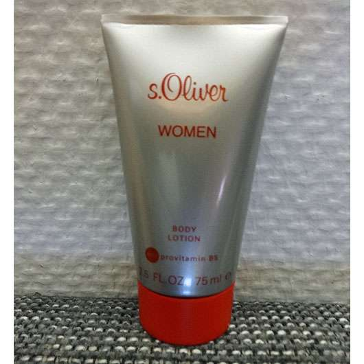 <strong>s.Oliver</strong> Women Body Lotion