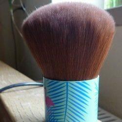 Produktbild zu essence #secret party kabuki brush (LE)