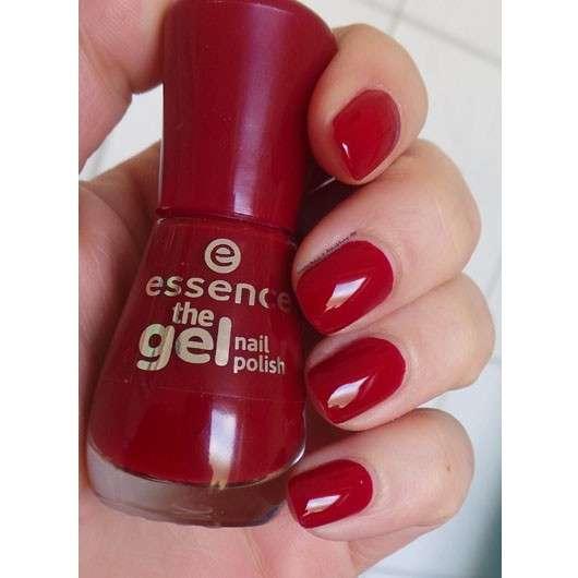 essence the gel nail polish, Farbe: 14 do you speak love?