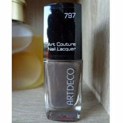 Produktbild zu ARTDECO Art Couture Nail Lacquer – Farbe: 797 Couture Taupe