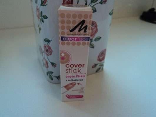 MANHATTAN CLEARFACE Coverstick mit Wirkstoffkern, Farbe: 77 Natural