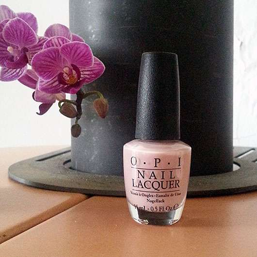 OPI Nail Lacquer, Farbe: NLT65 Put it in Neutral (LE)