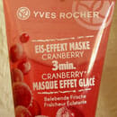 Yves Rocher Eis-Effekt Maske Cranberry