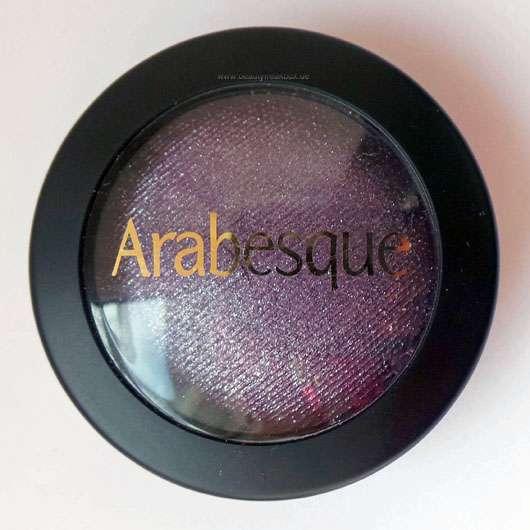 Arabesque Glamour Eyeshadow wet & dry, Farbe: 77 Metallic Violett