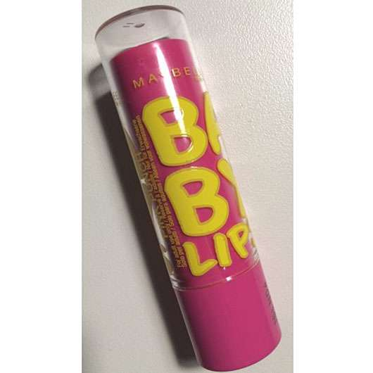 Maybelline Baby Lips Lippenbalsam, Farbe: Pink Punch