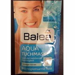 Produktbild zu Balea Aqua Tuchmaske