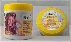 Produktbild zu Balea Intensivpflege Haarmaske Vanille & Mandelöl