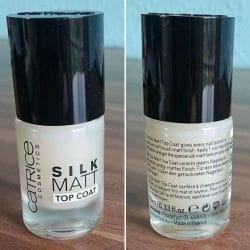 Produktbild zu Catrice Silk Matt Top Coat