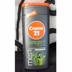 Produktbild zu Creme 21 Men Sport Champ Shower Gel & Shampoo