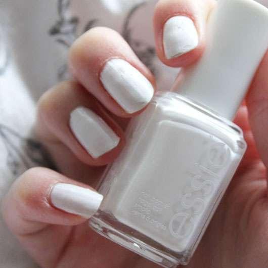essie Nagellack, Farbe: blanc