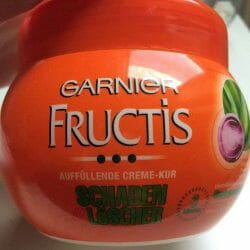 Produktbild zu Garnier Fructis Auffüllende Creme-Kur Schaden Löscher