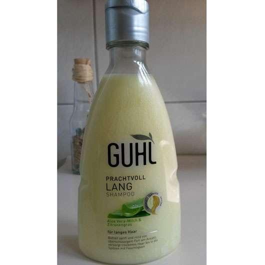 <strong>GUHL</strong> Prachtvoll Lang Shampoo Aloe Vera-Milch & Zitronengras