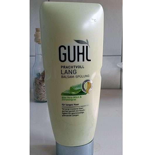<strong>GUHL</strong> Prachtvoll Lang Balsam-Spülung Aloe Vera-Milch & Zitronengras
