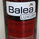 Balea Luxury Verwöhnbad Red Love