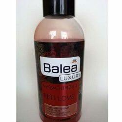 Produktbild zu Balea Luxury Verwöhnbad Red Love