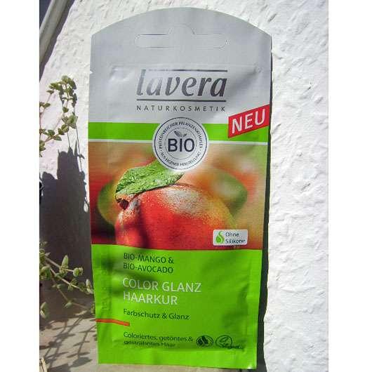 lavera Color Glanz Haarkur Farbschutz & Glanz
