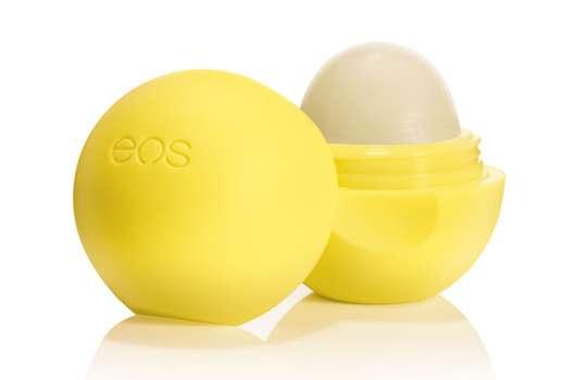 "eos™ Smooth Spheres Organic Lip Balm ""Lemon Drop"""