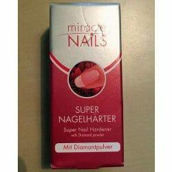 Produktbild zu Miracle Nails Super Nagelhärter (mit Diamantpulver)