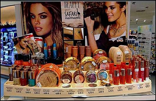 p2 Beauty Goes Safari savanna sunset duo blush, Farbe: 020 summerly rush (LE)