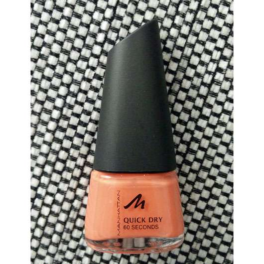 MANHATTAN Quick Dry 60 Seconds Nail Polish, Farbe: 43S