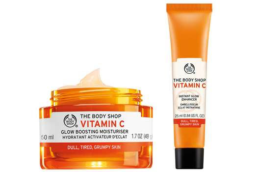 The Body Shop Vitamin C Gesichtspflege-Linie