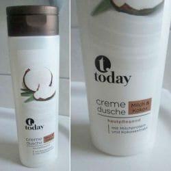 Produktbild zu today Cremedusche Milch & Kokos