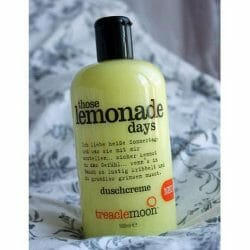 Produktbild zu treaclemoon those lemonade days duschcreme (LE)
