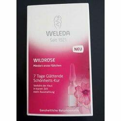 Produktbild zu Weleda Wildrose 7 Tage Glättende Schönheitskur