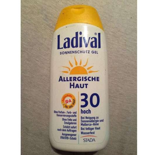 Ladival Sonnenschutz Gel Allergische Haut LSF30
