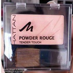 Produktbild zu MANHATTAN Powder Rouge Tender Touch – Farbe: 53N Fresh Peach