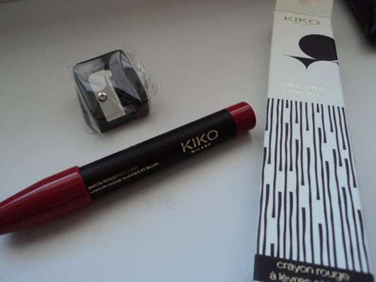 KIKO Free Spirit Lips & Cheeks, 06 Illusion Red (LE)