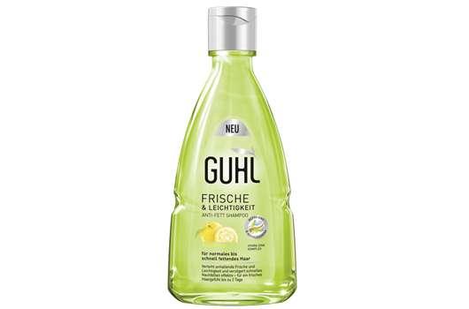 GUHL FRISCHE & LEICHTIGKEIT Anti-Fett Shampoo mit Yuzu Zitrus