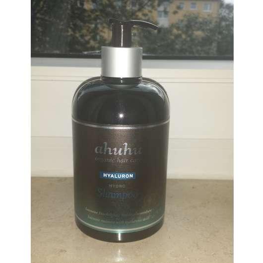 ahuhu Hyaluron HYDRO Shampoo