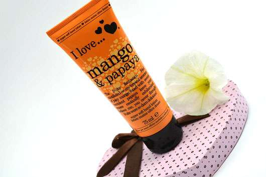 I love... Mango & Papaya Super Soft Handlotion