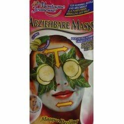 "Produktbild zu Montagne Jeunesse Abziehbare Maske ""Gurke"""