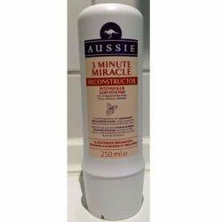 Produktbild zu Aussie 3 Minute Miracle Reconstructor Intensivkur