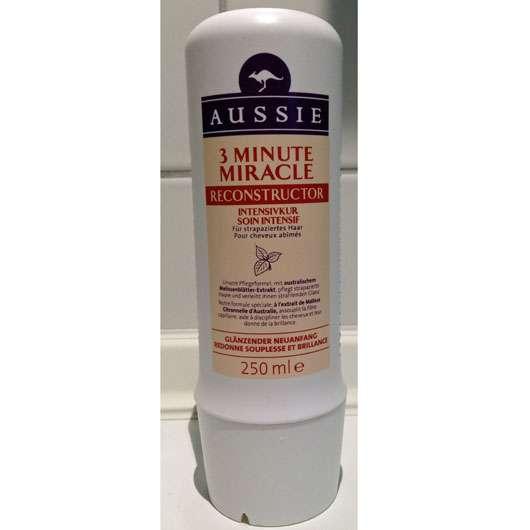 Aussie 3 Minute Miracle Reconstructor Intensivkur