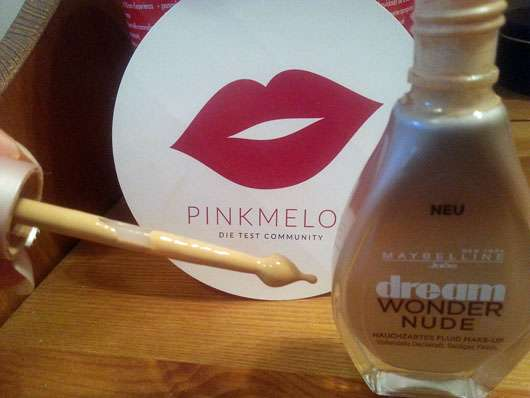Maybelline Dream Wonder Nude Make-up, Farbe: 10 Ivoire
