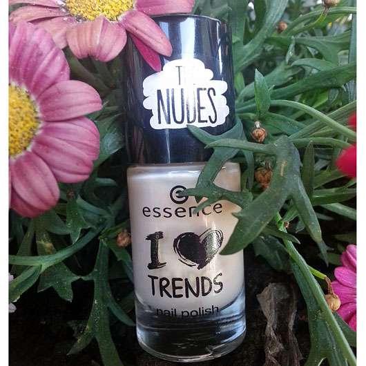 essence I love trends nail polish the nudes, Farbe: 05 pure soul